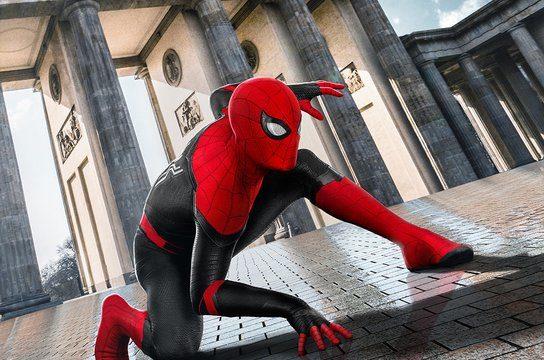 スパイダーマン:ファー・フロム・ホーム ベルリン