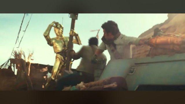 スターウォーズエピソード9 スター・ウォーズ/ザ・ライズ・オブ・スカイウォーカー c3PO