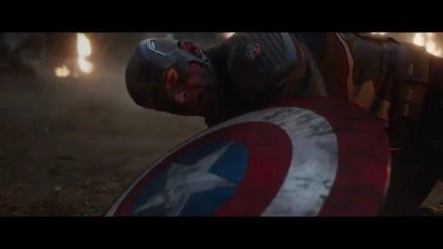 アベンジャーズ/エンドゲーム キャプテン・アメリカ
