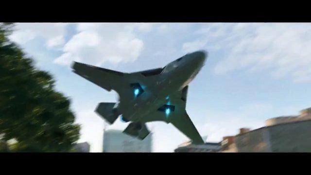 スパイダーマン:ファーフロムホーム 予告 ネタバレ アベンジャーズ/エンドゲーム クインジェット