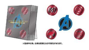 アベンジャーズ/エンドゲーム オリジナルピンバッチ