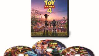 トイストーリー4 Blu-ray ブルーレイ 限定特典 DVD