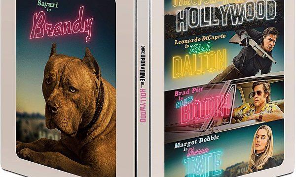 ワンス・アポン・ア・タイム・イン・ハリウッド ブルーレイ DVD ワンハリ