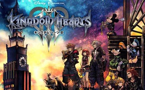 KINGDOM HEARTS - III, II.8, Unchained χ & Union χ [Cross] - Original Soundtrack キングダムハーツ