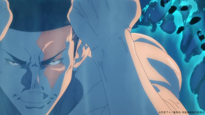 TVアニメ『呪術廻戦』第20話「規格外」