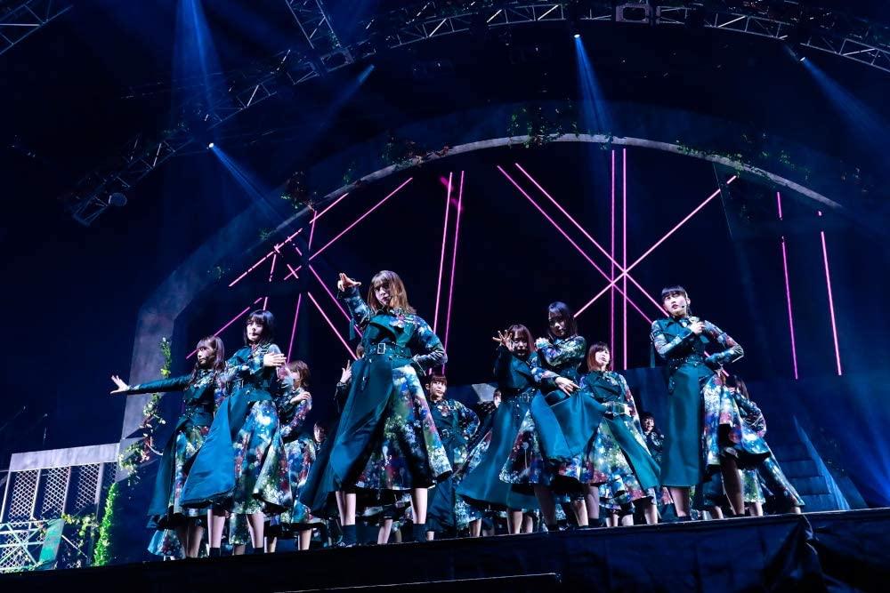 欅坂46『THE LAST LIVE -DAY1 & DAY2-』Blu-ray/DVD限定先着特典一覧