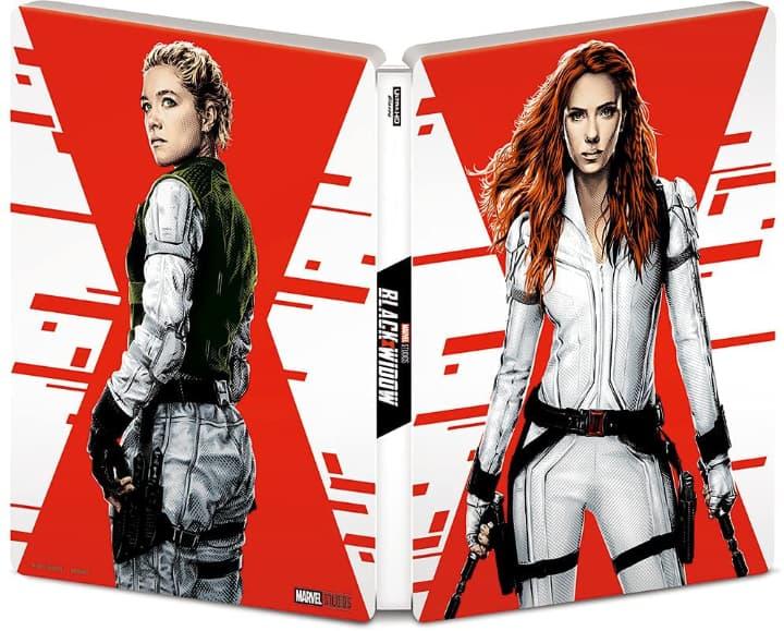 【9/15(水)発売】『ブラック・ウィドウ』MovieNEX(Blu-ray/DVD)ショップ別特典一覧