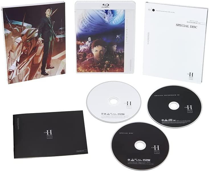 『機動戦士ガンダム 閃光のハサウェイ』Blu-ray特装限定版 ショップ別予約特典