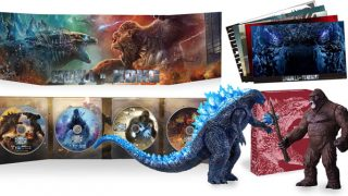 【11/3(水)発売】『ゴジラVSコング』Blu-ray/DVDショップ別限定予約特典一覧
