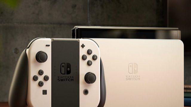 新型ニンテンドースイッチNintendo Switch(有機ELモデル)予約する方法